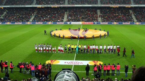 Europa League Playoff: HEIMSPIEL