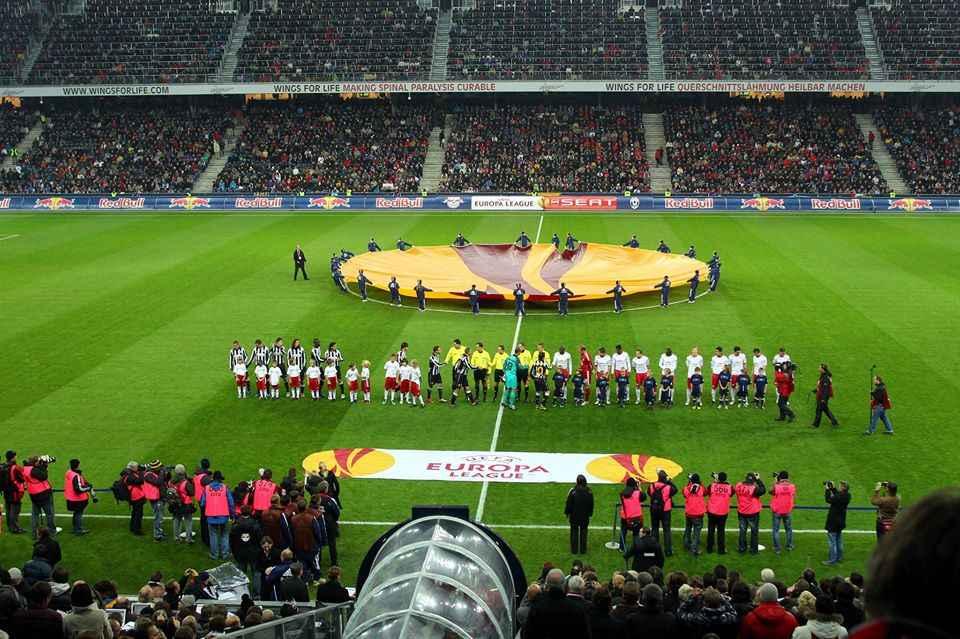 FC Salzburg vs. FC Vilniaus Žalgiris